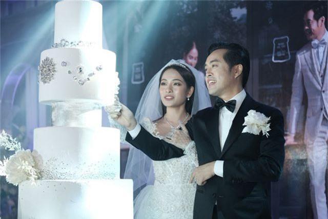 Chồng Thu Minh tháp tùng vợ dự đám cưới nhạc sĩ Dương Khắc Linh - 26