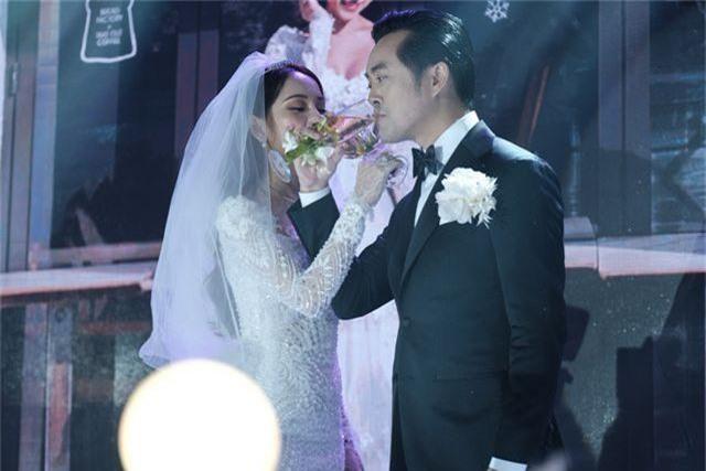 Chồng Thu Minh tháp tùng vợ dự đám cưới nhạc sĩ Dương Khắc Linh - 27