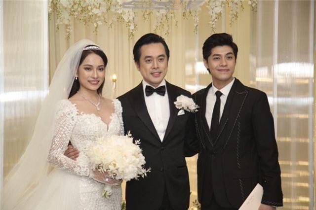 Chồng Thu Minh tháp tùng vợ dự đám cưới nhạc sĩ Dương Khắc Linh - 7