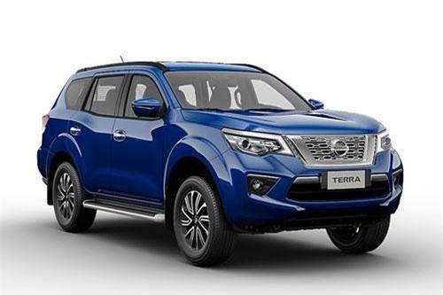 Nissan Terra.