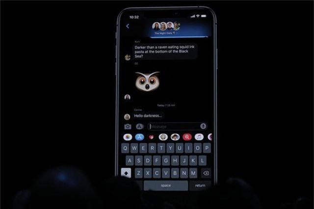 Apple chính thức ra mắt iOS 13: Hiệu suất nhanh gấp đôi, hỗ trợ Dark Mode, làm lại Apple Maps... - Ảnh 2.