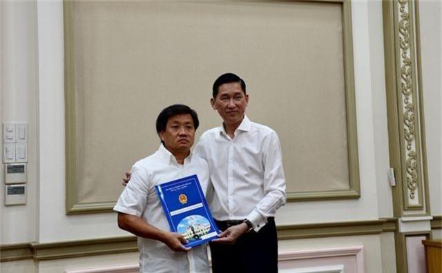 Chủ tịch UBND TPHCM nói về đơn từ chức của ông Đoàn Ngọc Hải - 1