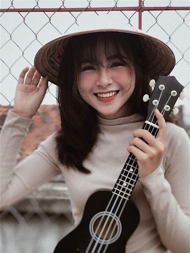 """Cô giáo mầm non tương lai xứ Nghệ bỗng """"nổi như cồn"""" vì xinh đẹp - 4"""