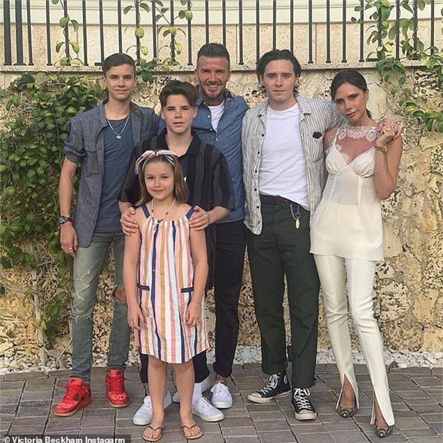 Con trai và bạn gái liên tục tranh cãi, David Beckham hi vọng Brooklyn chấm dứt yêu đương - Ảnh 3.