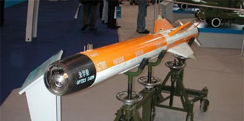 Tên lửa chống hạm C-701