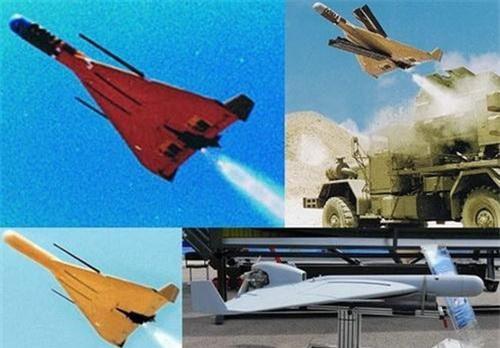 UAV Harpy là phương tiện chế áp phòng không đối phương rất lợi hại