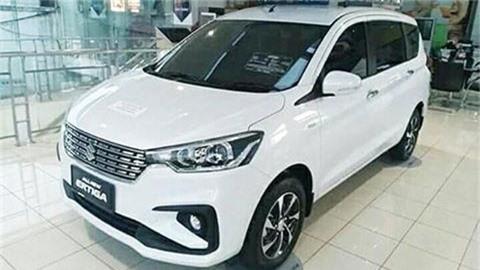 Suzuki, Ertiga 2019.