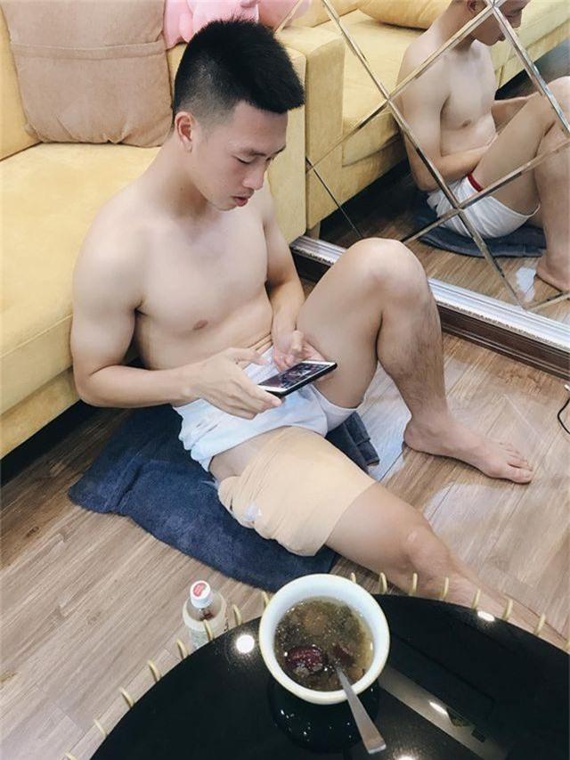 Hoàn hảo như bạn gái cầu thủ Huy Hùng: xinh, giỏi nấu ăn, kiếm tiền, chăm bạn trai - 3