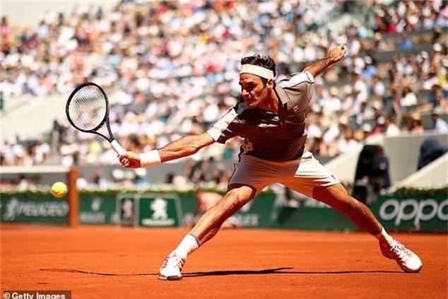 Roger Federer sẽ gặp Rafael Nadal tại bán kết Pháp mở rộng 2019 - Ảnh 1.
