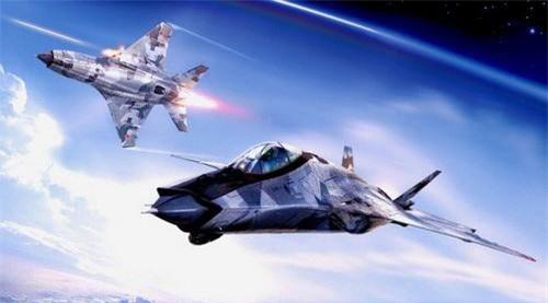 Đồ họa tiêm kích tàng hình MiG-41