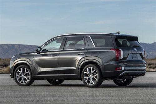 1. Hyundai Palisade 2020 (chưa công bố giá bán).