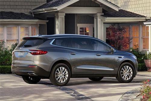 10. Buick Enclave 2019 (giá khởi điểm: 40.000 USD).