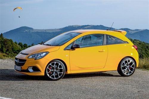 10. Opel Corsa (doanh số: 20.132 chiếc).