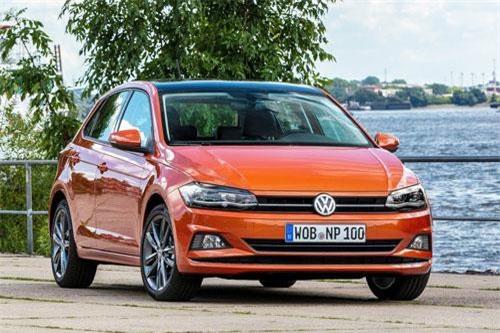 3. Volkswagen Polo (doanh số: 28.504 chiếc).