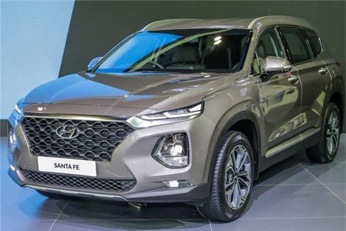 Hyundai SantaFe TM.