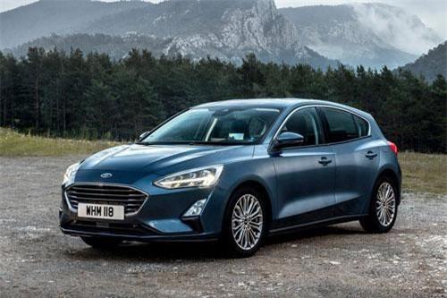 5. Ford Focus (doanh số: 26.718 chiếc).