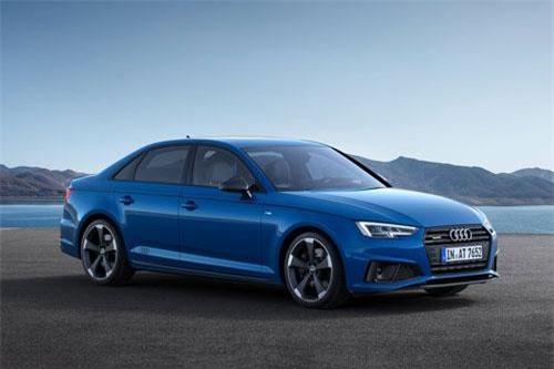 9. Audi A4 (doanh số: 23.398 chiếc).