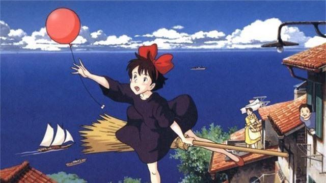 Điểm danh những bộ phim kinh điển của xưởng hoạt hình thơ ấu Ghibli - Ảnh 5.