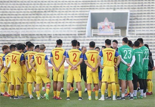 HLV Park Hang Seo chấn chỉnh hàng thủ trước trận gặp Curacao - 1
