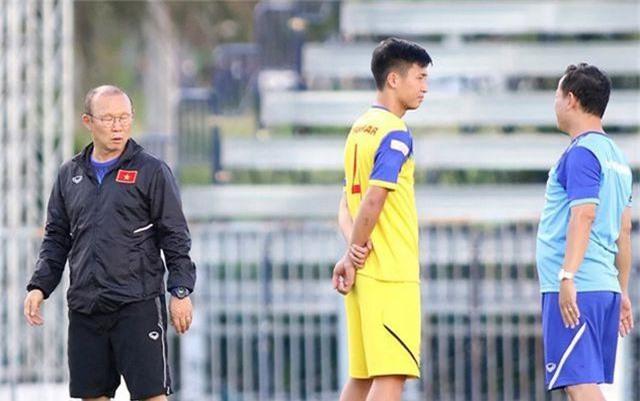 HLV Park Hang Seo chấn chỉnh hàng thủ trước trận gặp Curacao - 2