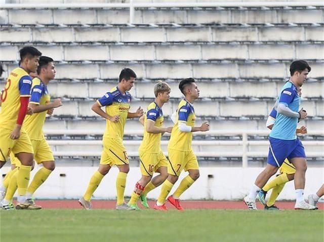 HLV Park Hang Seo chấn chỉnh hàng thủ trước trận gặp Curacao - 6