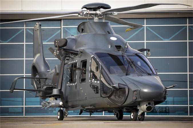 Ham ho truc thang H160M cua Airbus, Viet Nam se quan tam?