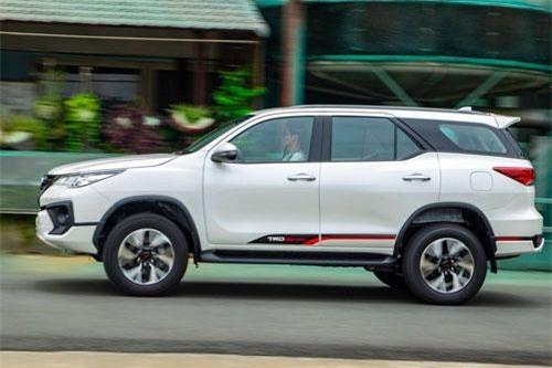 Toyota Fortuner 2019.