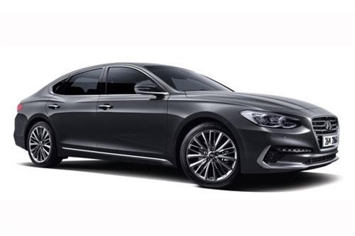 1. Hyundai Grandeur (doanh số: 46.790 chiếc).