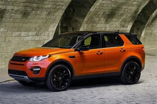10. Land Rover Discovery Sport 2019.