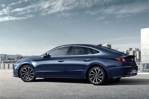 3. Hyundai Sonata (doanh số: 38.469 chiếc).