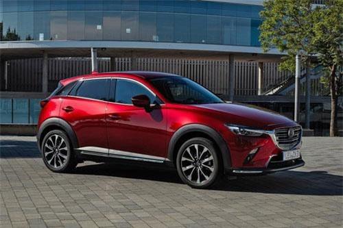 7. Mazda CX-3 2019.