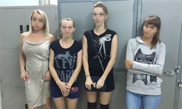 Tú bà người Nga điều hành gái ngoại sang Việt Nam bán dâm - 2