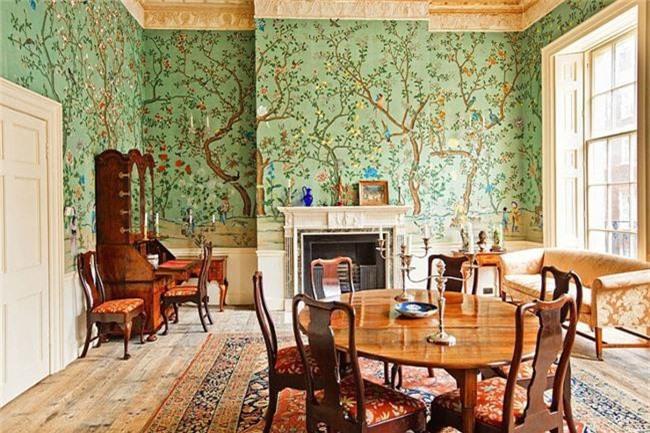 Xu hướng thiết kế phòng ăn màu xanh lá cây phong cách tươi mới lại dễ chịu, hợp thời - Ảnh 6.