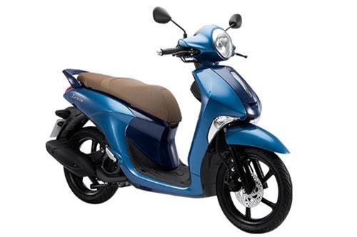 Yamaha Janus.