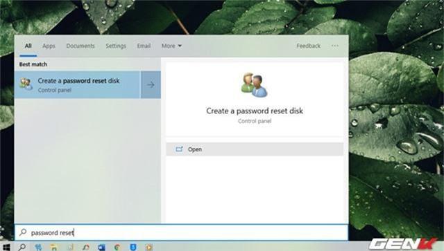 Cách khôi phục lại mật khẩu đăng nhập ở trên Windows 10 May 2019 - Ảnh 3.