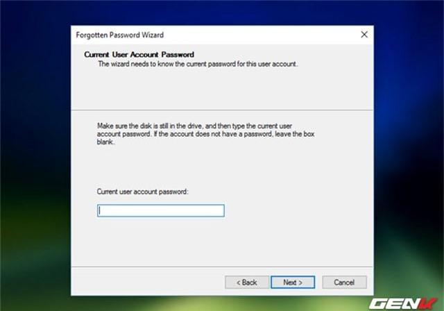 Cách khôi phục lại mật khẩu đăng nhập trên Windows 10 May 2019 - Ảnh 6.