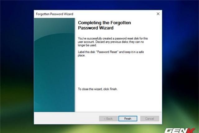 Cách khôi phục lại mật khẩu đăng nhập trên Windows 10 May 2019 - Ảnh 8.