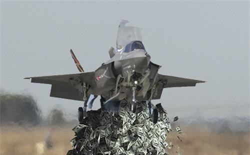 F-35 bị coi là một chương trình vũ khí đầy tốn kém của Mỹ
