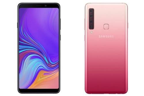 Samsung Galaxy A9 2018: từ 12,49 triệu đồng xuống còn 7,49 triệu đồng.