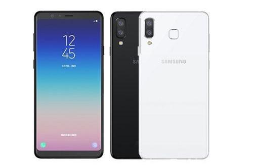 Samsung Galaxy A8 Star: từ 7,69 triệu đồng xuống 6,99 triệu đồng.