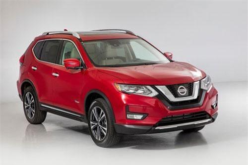 7. Nissan Rogue (doanh số: 146.573 chiếc).