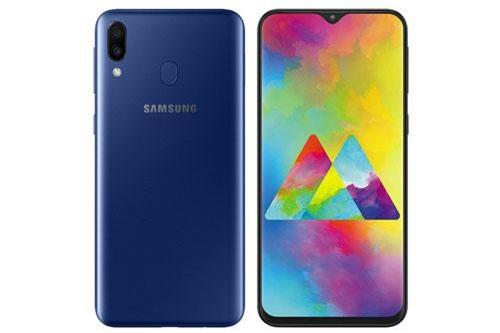 Samsung Galaxy M20: 4,99 triệu đồng xuống 4,69 triệu đồng.