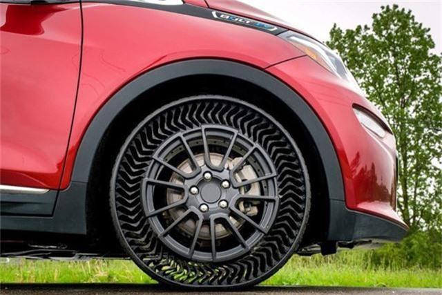 Lốp không hơi: Lựa chọn lý tưởng thúc đẩy ngành công nghiệp ô tô tương lai - Ảnh 1.