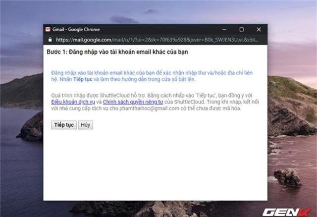 Giải pháp di chuyển toàn bộ mail đến từ Gmail cũ sang tài khoản mới - Ảnh 11.