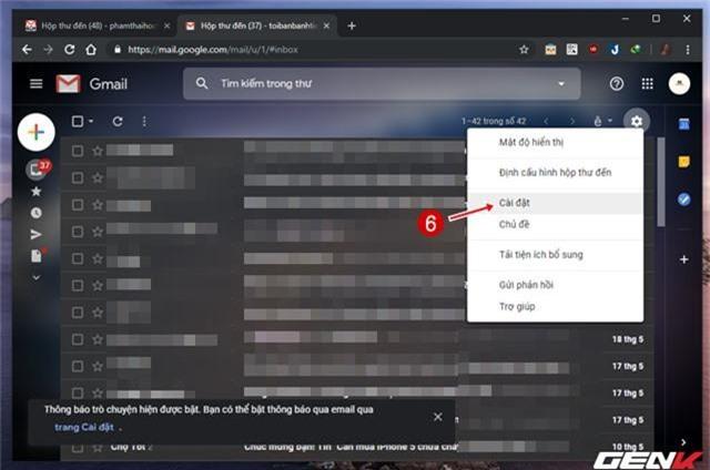 Giải pháp di chuyển toàn bộ mail đến từ Gmail cũ sang tài khoản mới - Ảnh 7.