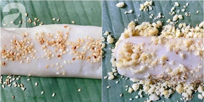 Bánh dày đỗ - món bánh dẻo thơm dân dã dù bao sơn hào hải vị cũng chẳng sánh bằng - Ảnh 6.