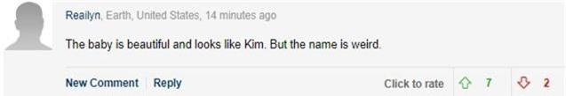 Lần đầu xuất hiện, bé út mới sinh nhà Kim Kardashian gây sốt vì quá xinh nhưng cái tên lại khiến netizen bối rối - Ảnh 3.