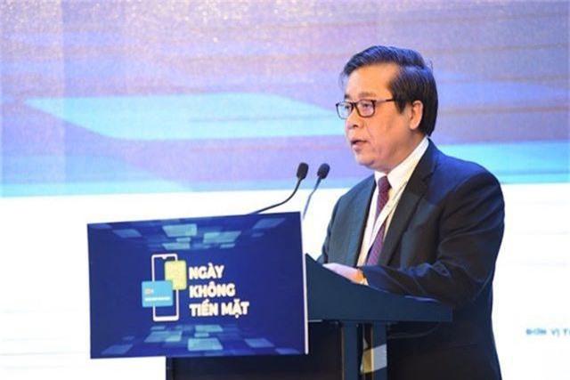 Phó Thống đốc Nguyễn Kim Anh: Thanh toán điện tử là xu hướng phát triển tất yếu - 2
