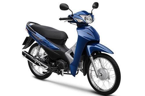 Honda Wave Alpha 110cc.