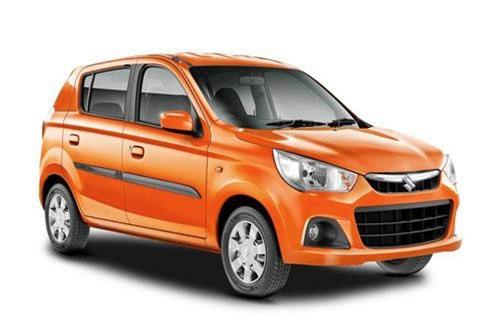 1. Maruti Suzuki Alto (doanh số: 104.097 chiếc).